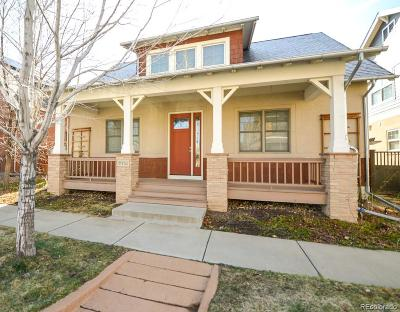 Westminster Single Family Home Active: 11756 Newton Street
