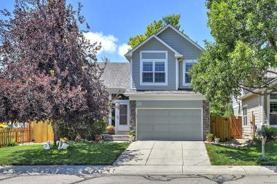 Lafayette Single Family Home Under Contract: 1497 Marigold Drive
