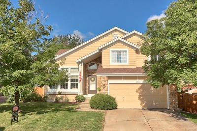 Centennial Single Family Home Active: 5457 South Gibraltar Court