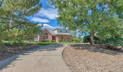 Boulder Single Family Home Under Contract: 7060 Harvest Road