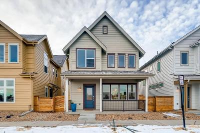 Denver Single Family Home Active: 1466 West 67th Place