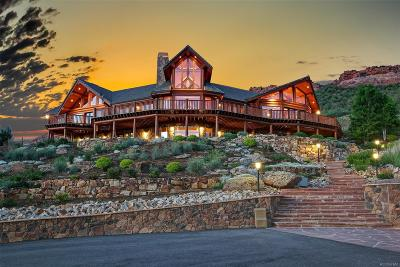 Loveland Single Family Home Under Contract: 5232 Indian Creek Road