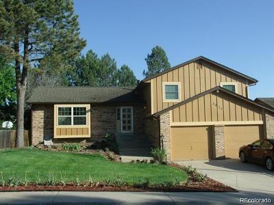 Lakewood Single Family Home Active: 5875 West Iliff Drive