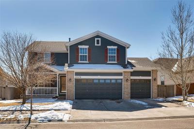 Erie Single Family Home Active: 2040 Alpine Drive