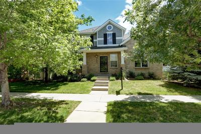 Denver Single Family Home Active: 7802 East 6th Place