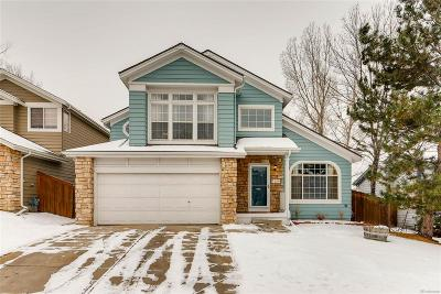Highlands Ranch Single Family Home Active: 7156 Newhall Drive