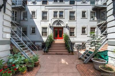 Cap Hill/Uptown, Capital Hill, Capitol Hill Condo/Townhouse Active: 215 East 11th Avenue #A6