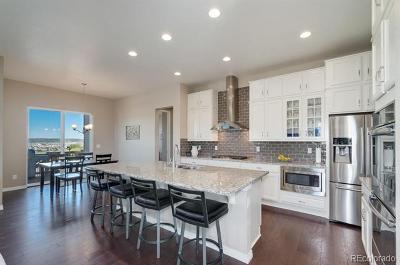 Castle Rock Single Family Home Active: 2079 Sage Grouse Way