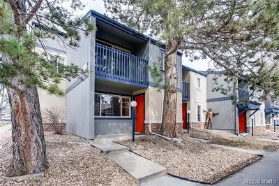 Boulder Condo/Townhouse Active: 760 West Moorhead Circle #F