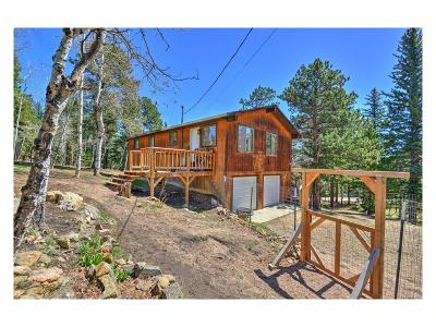 Evergreen Single Family Home Under Contract: 791 Old Squaw Pass Road