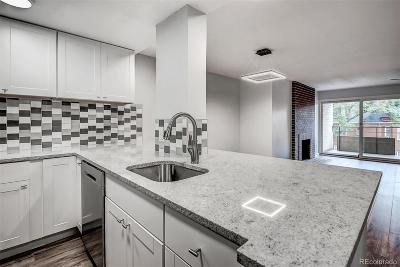 Denver Condo/Townhouse Under Contract: 800 Pearl Street #311