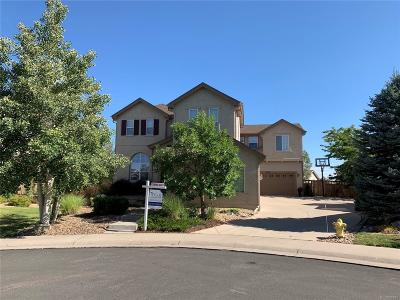 Castle Rock Single Family Home Active: 5155 Bloom Place
