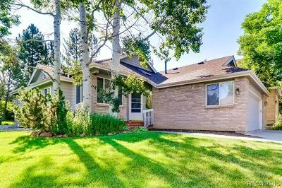 Boulder Single Family Home Active: 5016 Coventry Court