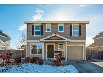 Lochbuie Single Family Home Active: 887 Stagecoach Drive