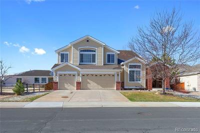 Castle Rock Single Family Home Active: 7087 Sapphire Pointe Boulevard