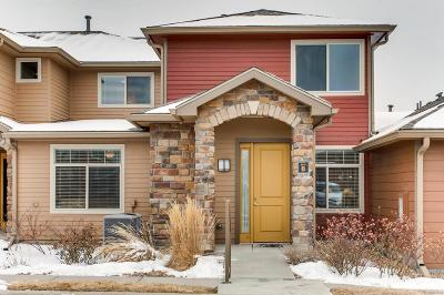 Highlands Ranch Condo/Townhouse Active: 8615 Gold Peak Place #B