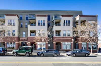 Denver Condo/Townhouse Active: 4383 Tennyson Street #3-I