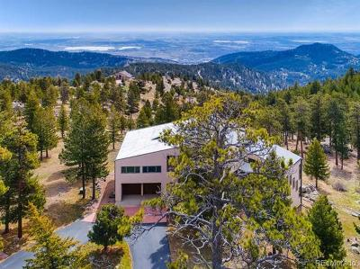Boulder CO Single Family Home Active: $1,375,000