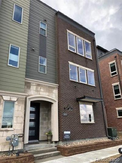 Superior Condo/Townhouse Active: 2331 Old Rail Way