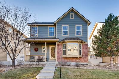 Arvada Single Family Home Active: 8347 Devinney Street