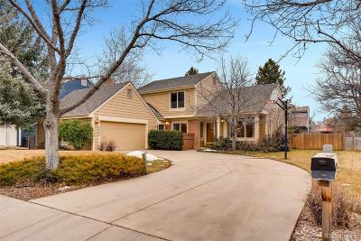 Boulder Single Family Home Under Contract: 5220 Holmes Place