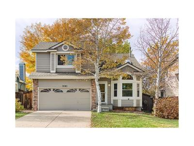 Highlands Ranch Single Family Home Active: 9585 Brentford Drive