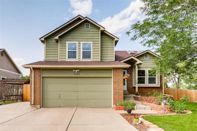 Thornton Single Family Home Under Contract: 10580 Eudora Way
