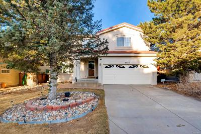 Single Family Home Sold: 9542 Desert Willow Way