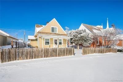 Byers Single Family Home Active: 145 South Sherman Street