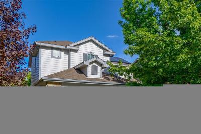 Denver Single Family Home Active: 5586 South Harlan Street