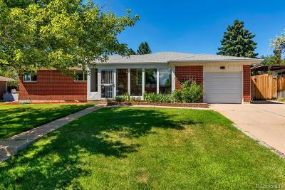 Centennial Single Family Home Active: 8561 East Briarwood Boulevard