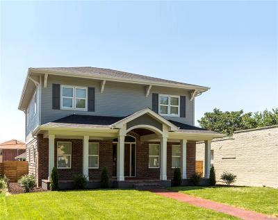 Denver Single Family Home Active: 3429 Elizabeth Street