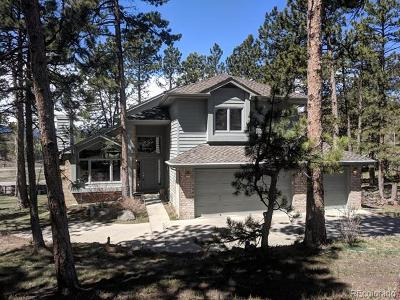Golden Single Family Home Active: 25824 Gateway Drive