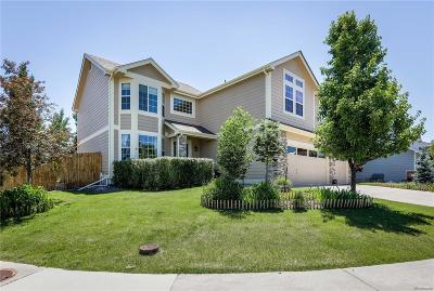 Aurora Single Family Home Active: 5634 South Zante Circle