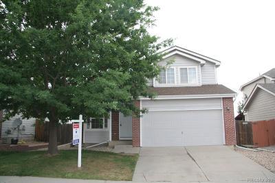 Broomfield Single Family Home Under Contract: 12532 Alcott Street