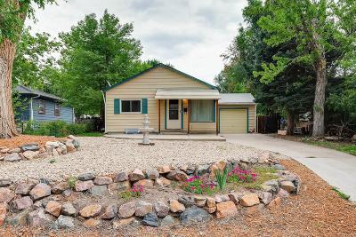 Littleton Single Family Home Active: 5386 South Crocker Street