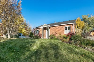 Denver Single Family Home Active: 2770 Hazel Court