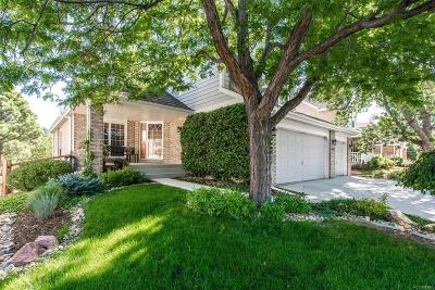 Highlands Ranch Single Family Home Under Contract: 1747 Sunset Ridge Road