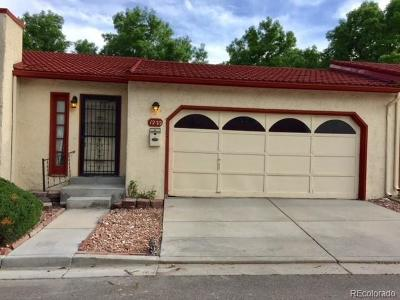 Broomfield Condo/Townhouse Active: 1222 Madero Street