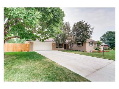 Single Family Home Under Contract: 3673 South Elm Way