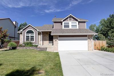 Centennial Single Family Home Active: 5507 South Kirk Circle