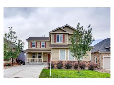 Centennial Single Family Home Under Contract: 22042 East Pennwood Circle