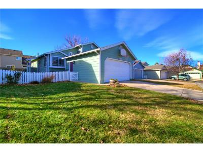 Highlands Ranch Single Family Home Under Contract: 519 Arden Circle