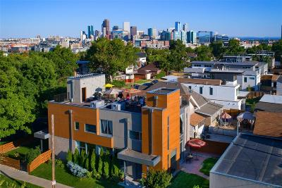 Denver Condo/Townhouse Active: 1818 West 36th Avenue