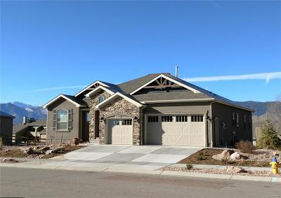 Colorado Springs Single Family Home Active: 13786 Rivercrest Circle