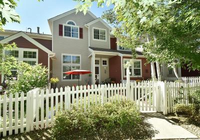 Longmont Condo/Townhouse Active: 663 Snowberry Street