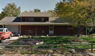 Commerce City Single Family Home Active: 6010 Ivanhoe Street