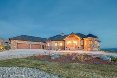 Littleton Single Family Home Active: 5731 Aspen Leaf Drive