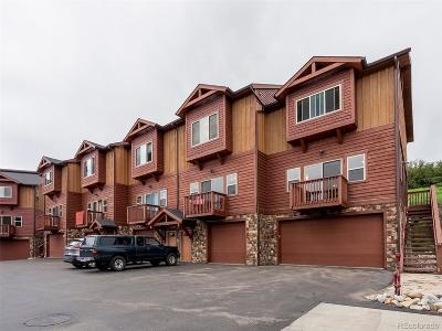Steamboat Springs Condo/Townhouse Active: 2391 Abbey Court