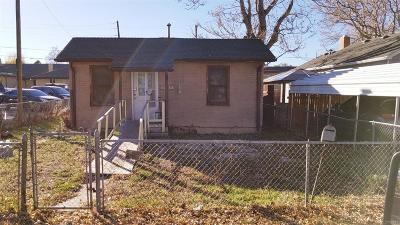 Single Family Home Sold: 1435 Chase Street